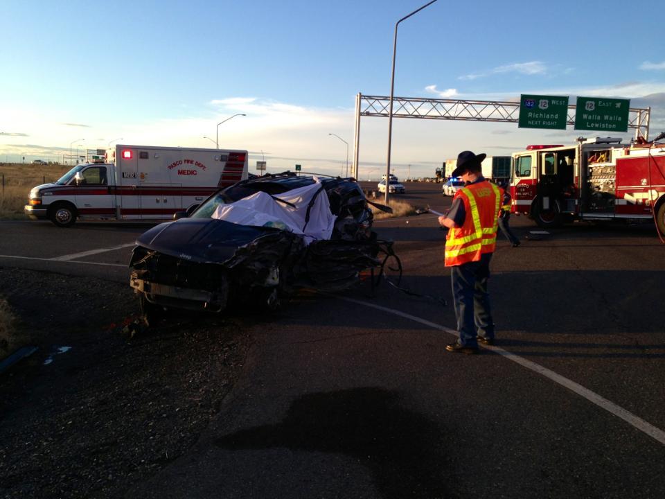 Car Accident In Othello Wa