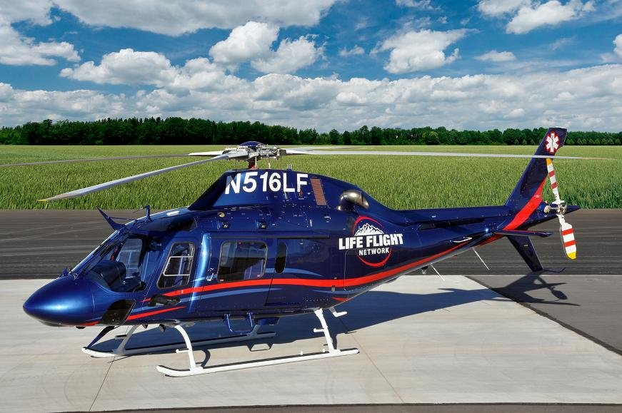 medical helicopter Gallery