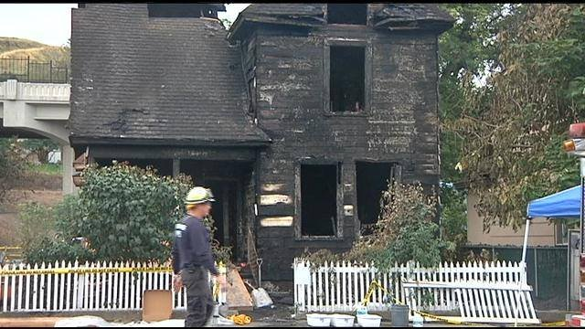 Five Killed in Pendleton House Fire