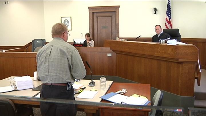 Roger Lenk in Pasco Superior Court