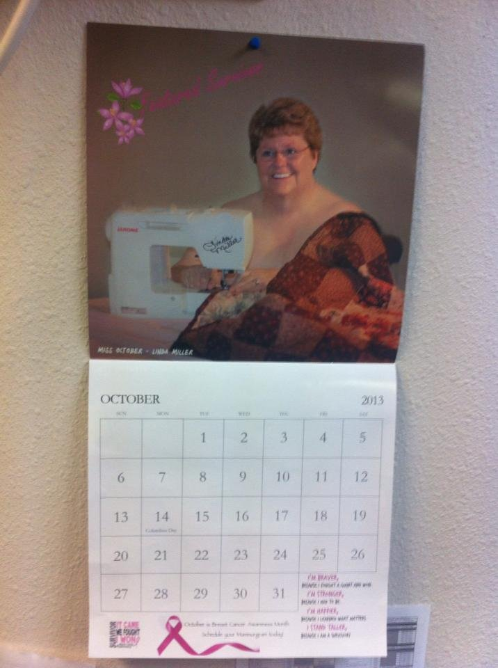 A group of Milton-Freewater women want to help you count down the days with a brand new 15 month calendar.