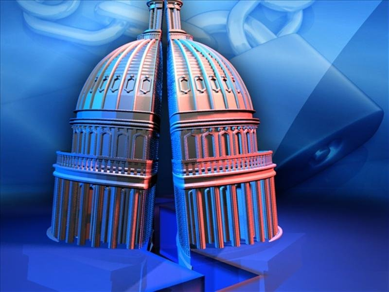 The Senate has voted to avoid a financial default and reopen the government after a 16-day partial shutdown.