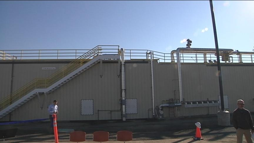 A new addition to the Yakima Regional Wastewater Treatment Plant will save the city thousands of dollars.