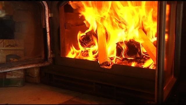 It's getting chilly out and many people are lighting up their fireplaces and wood stoves for the first time this year.