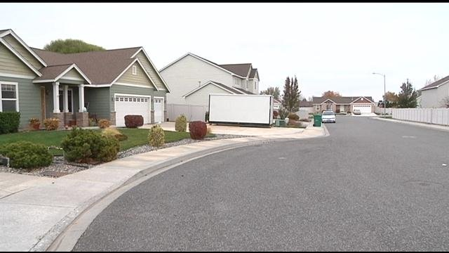 A Kennewick neighborhood is upset after a teen who's admitted to setting several houses on fire is now out of jail and back home on house arrest.
