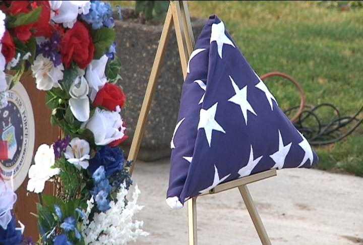 Local veterans were remembered at a morning ceremony at City View Cemetery.