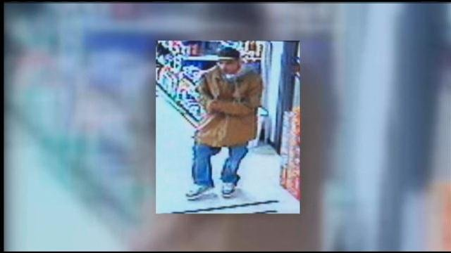 One of the armed robber suspects Moses Lake Police are looking for.