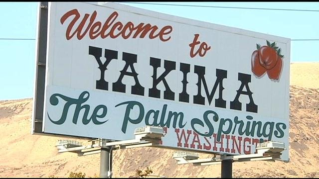 """The Palm Springs of Washington"" in Yakima"