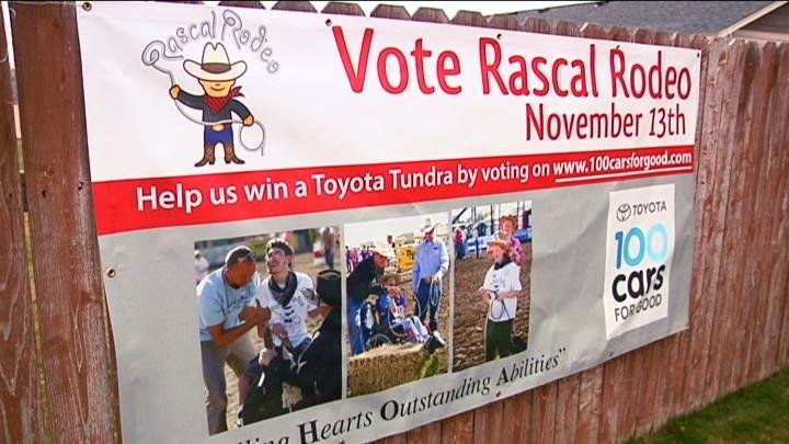 Thanks to your online votes, two non-profit organizations in the Tri-Cities will soon be driving brand new Toyota Tundras.