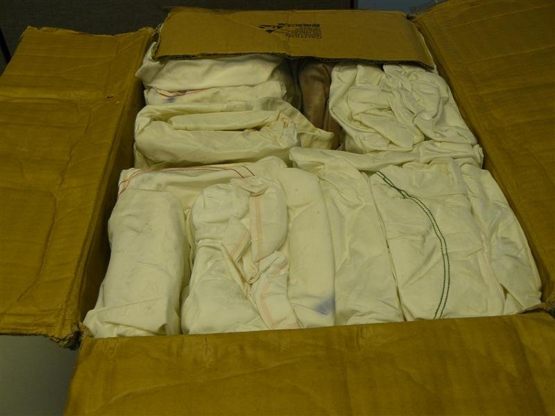 A Moxee man will spend more than two and a half years in federal prison for selling counterfeit airbags on the Internet.