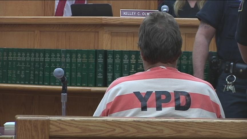 Jim Lemon in court on Tuesday.