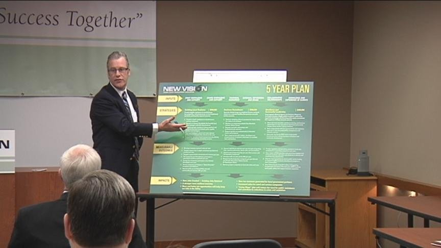 Yakima County launched a new fundraising campaign Tuesday to spur economic growth.