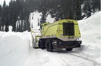 The Washington State Department of Transportation says Chinook Pass will reopen this winter, while Cayuse Pass will stay closed.