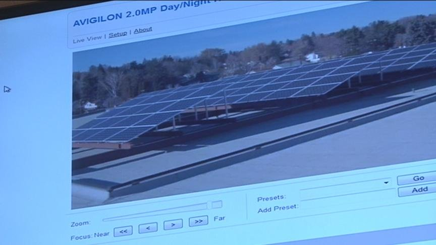 More than 100 solar panels recently installed on top of Yakima Valley Community College's main building will expand renewable energy into Yakima.