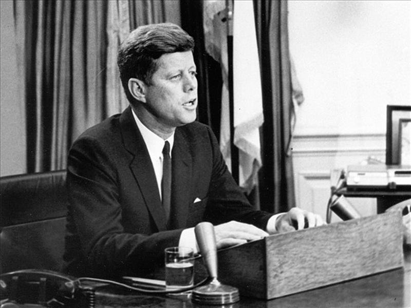 Friday marks the 50th anniversary of an event that rocked the nation, the assassination of President John F. Kennedy. .