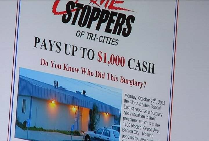Thanks to your tips Crime Stoppers has helped police catch several criminals recently.