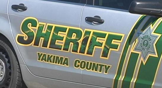 The Yakima County Sheriff's Office is investigating a drive-by shooting.