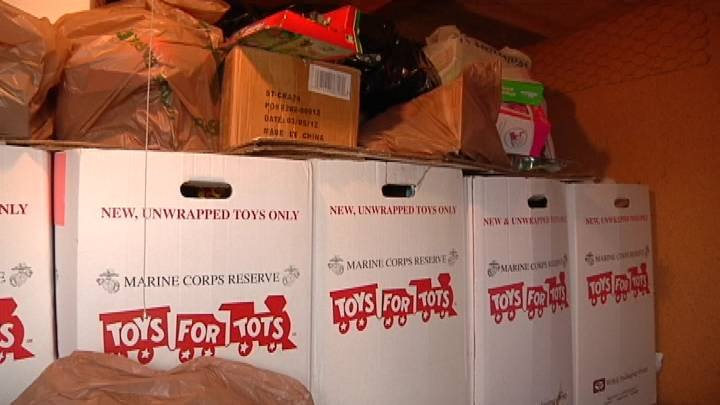 This weekend is your last chance to sign up to receive gifts from the Toys for Tots program in the Tri-Cities area.