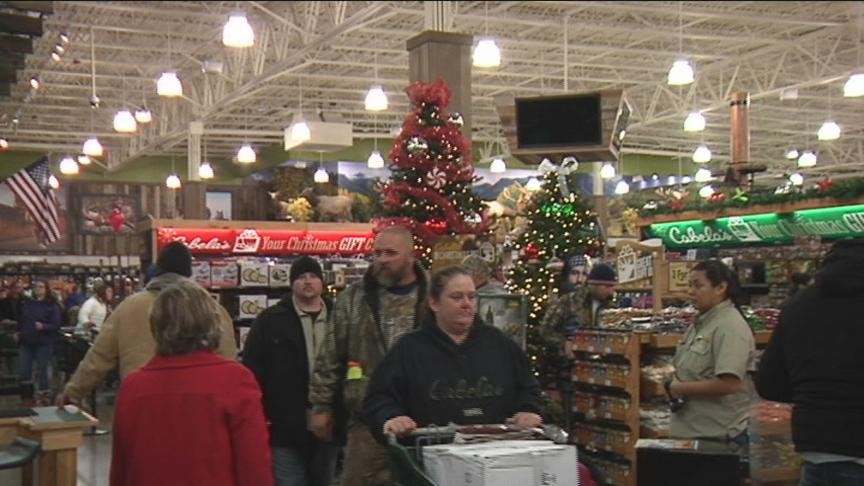 But it does not all just happen overnight, stores plan for Black Friday when most of us are still on summer vacation.