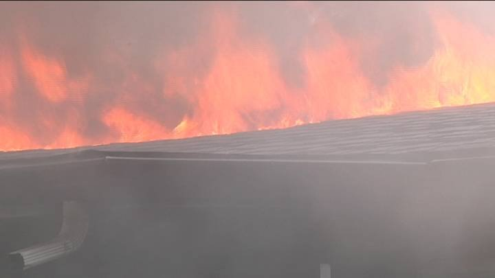 Fire Destroyed Richland Home Over Weekend