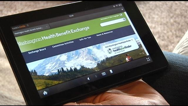 There is yet another setback for the new Washington state healthcare website.