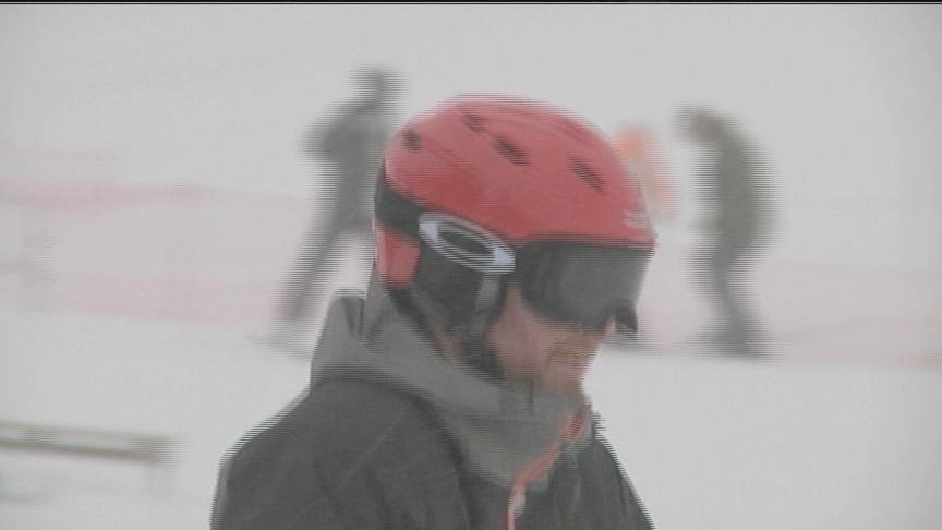 A White Pass Spokesperson said 4,000 people came out on Saturday and Sunday.