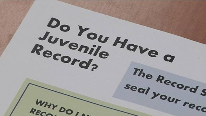 A criminal record can make it hard for some people to land a good job or even find a place to live, but there may be a solution.