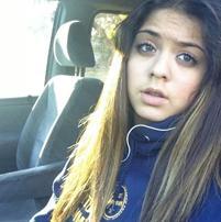 14-year-old Elizabeth Romero