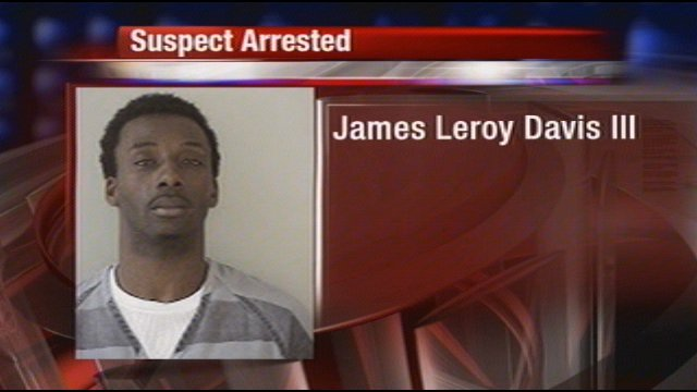 Police say James Leroy Davis III called police in Moses Lake on Monday to turn himself in.