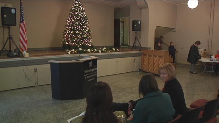 For the 23rd straight year, Yakima Regional Hospital is helping families who have lost loved ones.