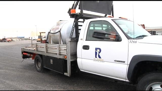 Winter weather warnings have road crews preparing the streets to keep you safe.