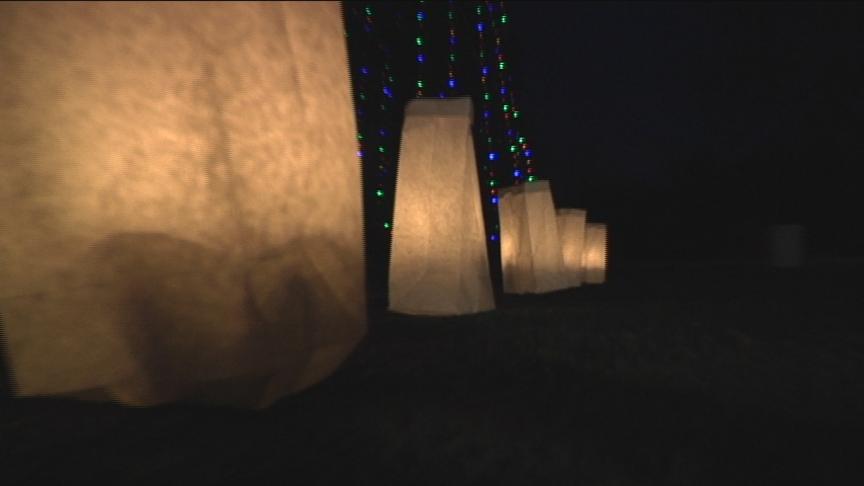 The Yakima Arboretum's annual Luminaria lighted walk starts Friday night.