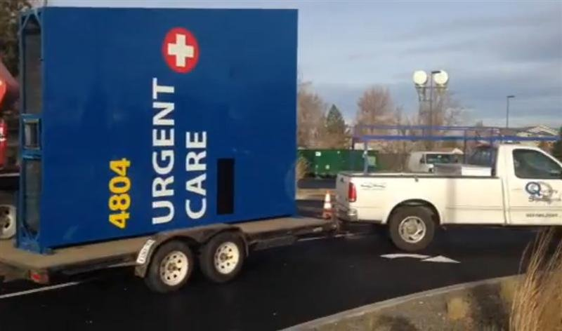 Kadlec is set to open a new urgent care center in Kennewick.
