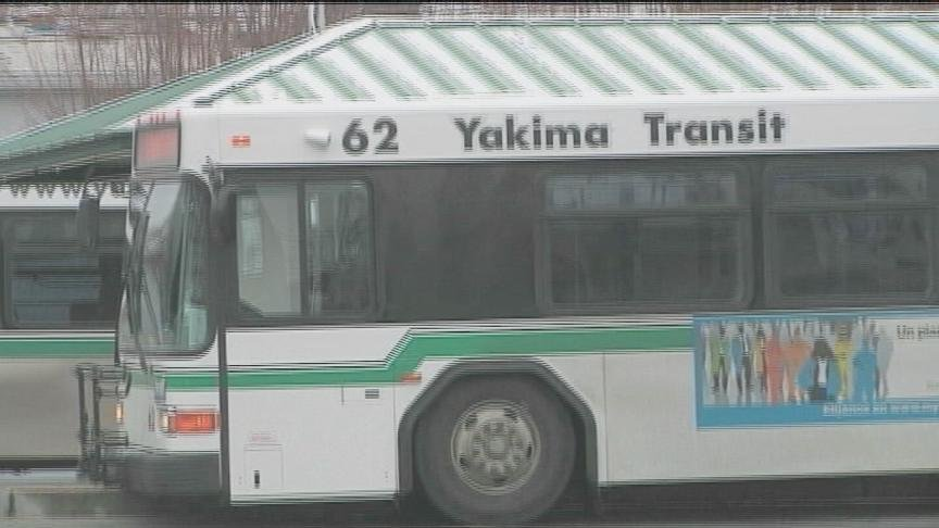 Yakima Transit Route Changes will start with the new year.