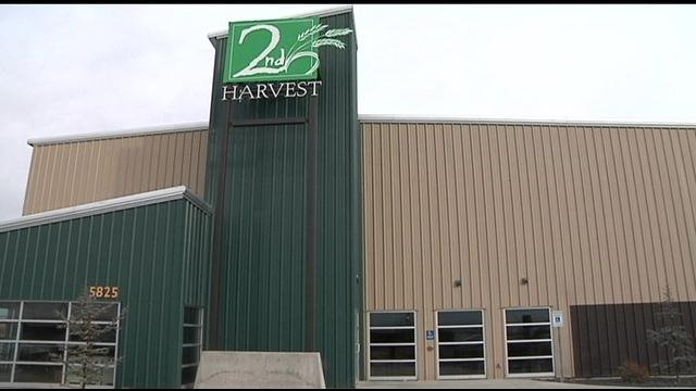 The Second Harvest food bank needs help in a big way to raise $80,000 by the end of the month.