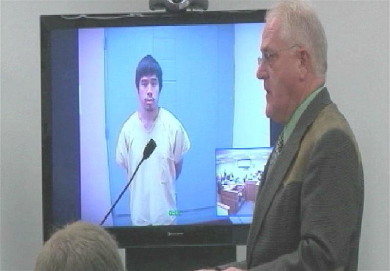 Accused murderer, Lukah Chang, in court back in September 2013.
