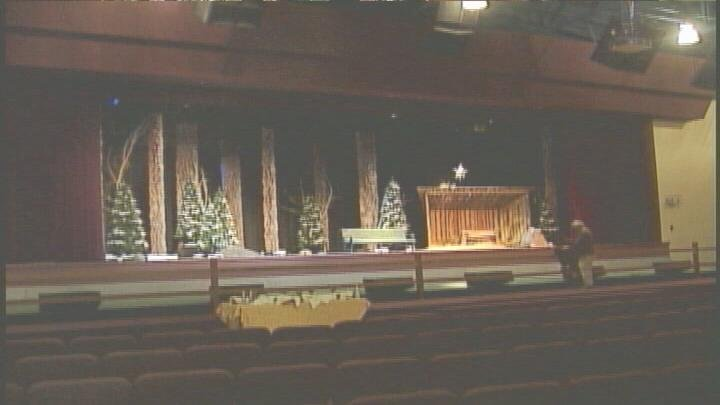 The Living Nativity opens Thursday evening at Richland's Cathedral of Joy.