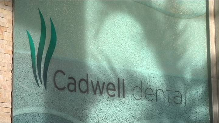 Cadwell Dental on Keene Road in Richland kicks off their Christmas fundraiser Thursday to benefit the Tri-City Union Gospel Mission.