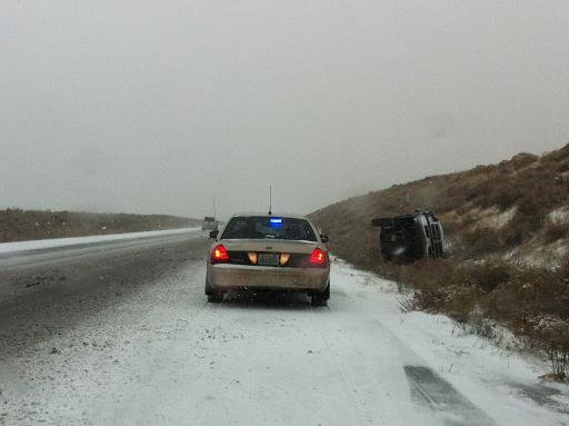 Central and Eastern Washington are under severe winter weather alerts on Friday, threatening drivers with slick roads that could cause accidents, injuries and auto insurance claims.
