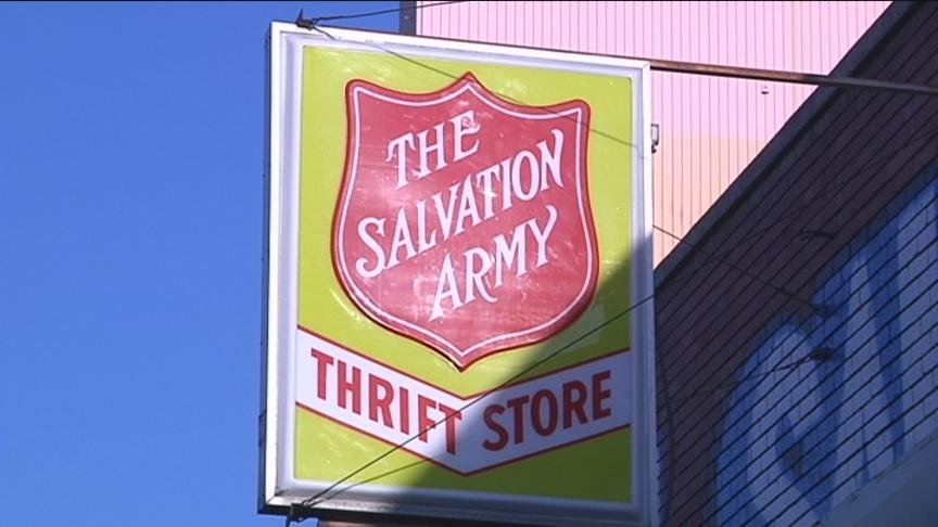 Staff at the Yakima Salvation Army said 2013 had good and bad times when it came to donations and community support.