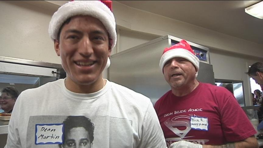 """In the Spirit of Christmas, we took our cameras out in the streets of Yakima to see if anyone would like to the famous Christmas song, """"Jingle Bells."""""""