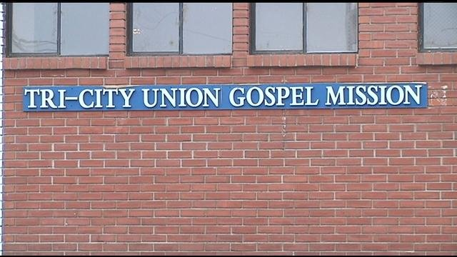The Tri-Cities Union Gospel Mission is getting a big donation, thanks to several McDonald's restaurants in the area.