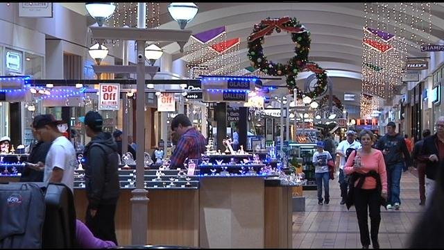 Christmas has come and gone, but that doesn't mean shoppers are slowing down.