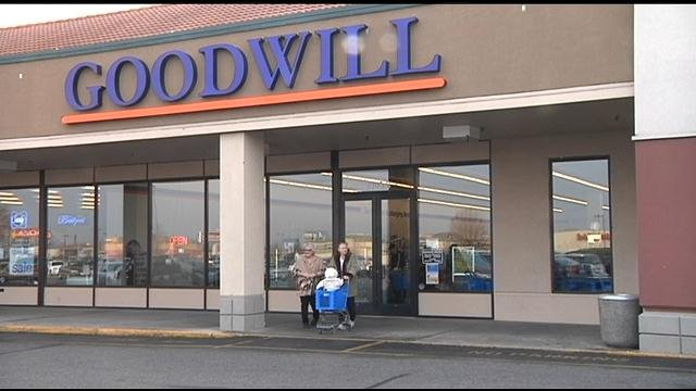 Goodwill says this is their largest donation week of the year.