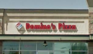Yakima Police are looking for a man who officers say robbed a Domino's Pizza.