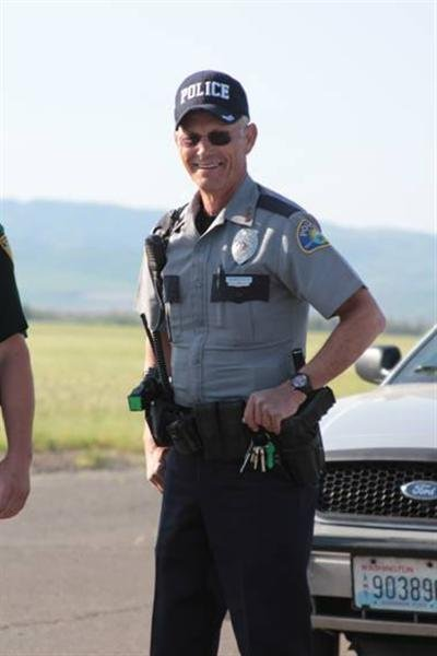 Officer Ron Gilbreath will retire from the Walla Walla Police Department on December 31, following a law enforcement career that has spanned nearly 40 years.