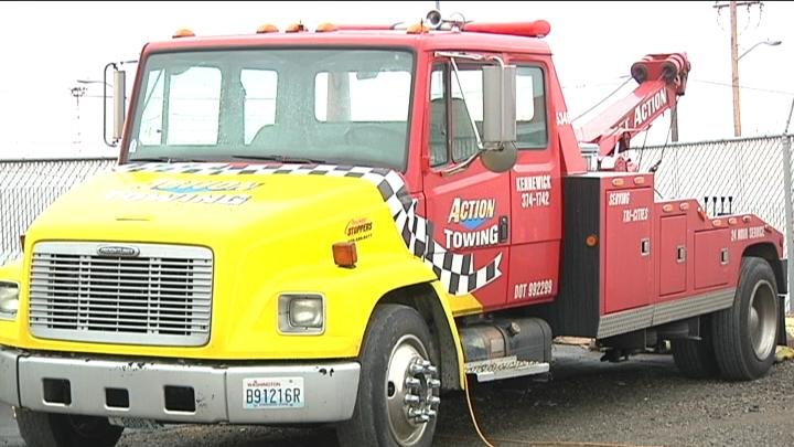 Several local towing companies want to make sure you get home safely, if you're planning to drink on New Year's Eve.