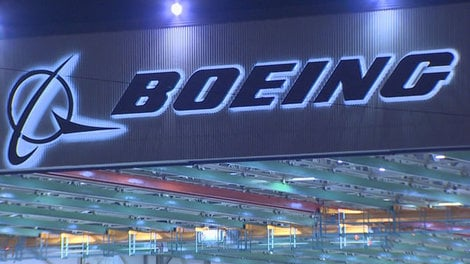 Boeing has sent a letter to the homes of production workers getting ready to vote Friday on the company's contract extension proposal.