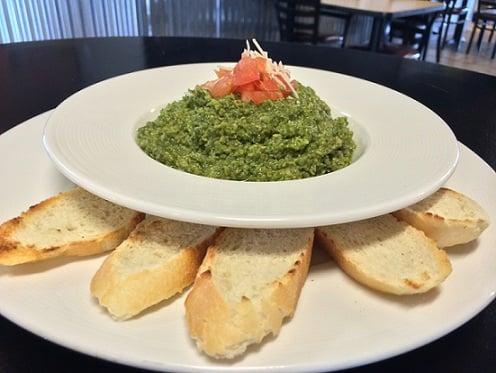 Chef Brian Hodges' Pesto