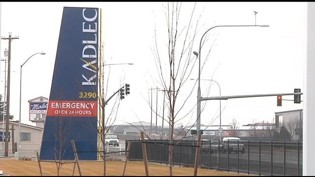 Kadlec Regional Medical Center's new stand-alone emergency room in Kennewick opened in June and it's already seen nearly 11,000 patients.